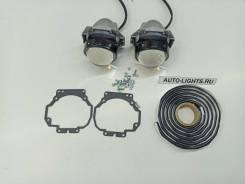Би-светодиодные линзы Dixеl Hella3r для Toyota Camry XV40 дорестайлинг Toyota Camry [GRA1273] ACV40