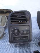 Блок управления света вольво s40 1999-2004