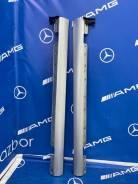 Накладки на порог (комплект) Mercedes-Benz С180 2003 [A2036980154] W203 271.946