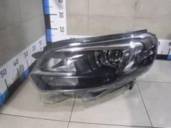 Фара левая Opel Zafira [1656228180] D