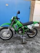 Kawasaki KDX 125SR, 1990