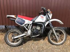 Honda CRM 50, 1992