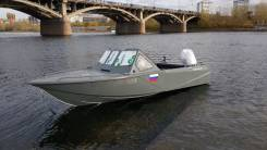 Лодка Барракуда 55, максимальная комплектация