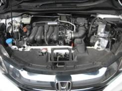 Двигатель Honda Vezel Hybrid 2015г RU4