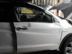 Дверь правая передняя в разбор Honda Vezel Hybrid 2015г RU4
