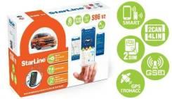 Автосигнализация StarLine S96 v2 BT GSM GPS