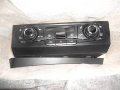 Audi A4 B8 панель управления и индикации климатической установки