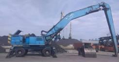 Перегружатель TREX Fuchs MHL 380 2011