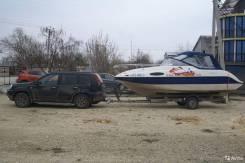 Каютный катер Blash 190 CC
