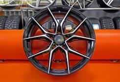Комплект новых литых дисков R17 5*114.3 Sakura 3816