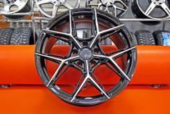 Комплект новых литых дисков R18 5*114.3 Sakura 3823