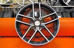 Комплект новых литых дисков R17 5*114.3 Sakura WT 623