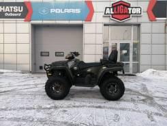 Polaris Sportsman Touring 500, 2013