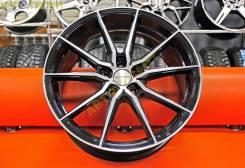 Комплект новых литых дисков R19 5*114.3 Sakura 9141