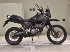 Yamaha XTZ 660 Tenere, 2011