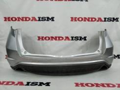Бампер Honda Civic 8 5D 2006-2010 [71502SMGE00] R18A2, задний нижний