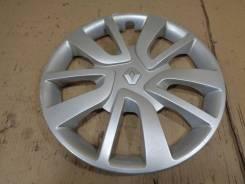 Renault Logan 2 колпак колеса декоративный R15 Magiceo светло-сер б/у