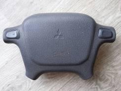 Подушка безопасности в рулевое колесо MR721287 4 спицы Mitsubishi Pajero / Montero II (V1, V2, V3, V4) 91-96г
