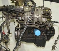 Двигатель Nissan GA15-E FN13 FB12