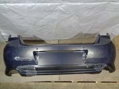 Mazda 6 GH бампер задний под 2 трубы под датчики б/у