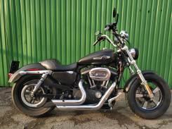 Harley-Davidson Sportster 1200 XL1200, 2012
