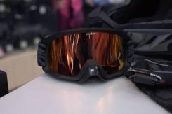 Зимние очки Starezzi SNOW 186-900 Black MATT