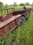 Прицеп одноосный для трактора