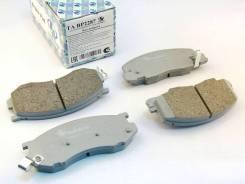 Дисковые тормозные колодки (TA) TABP2287 Trustauto