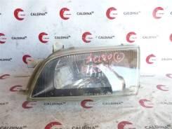 Фара Toyota Caldina 1996-1997 [8117021060] ST191 3SFE, передняя левая