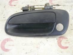Ручка двери внешняя Toyota Caldina [6922020270] ST198 3SFE, передняя левая