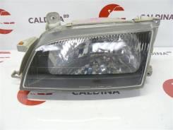 Фара Toyota Caldina 01.1996 - 08.1997 [8117021060] ST191 3SFE, передняя левая
