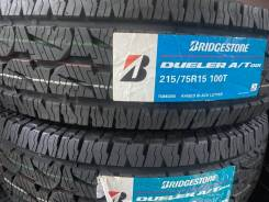 Bridgestone Dueler A/T 001, 215/75R15 100T