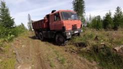 Сдается в аренду Tatra 815 6x6 кузов 12 кубов