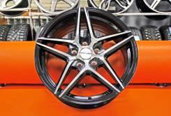 Новые литые диски Sakura Wheels R17*7.5 5*114,3 ET+42 ЦО 73,1мм