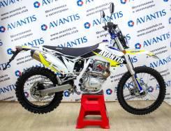 Мотоцикл Avantis Fx 250 Lux (172fmm, Возд. охл. ) Птс