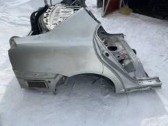 Задняя часть автомобиля Toyota Avensis 2008 год , седан