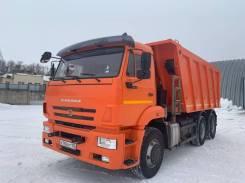 КамАЗ 6520-53, 2019