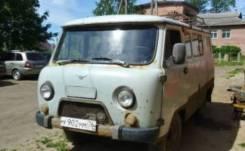 Фургон УАЗ-3909 902 2005г.