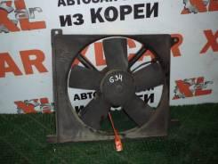 Вентилятор охлаждения радиатора Daewoo Espero [96143373] KLEJ