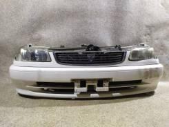Nose cut Toyota Corolla 1998 AE114 4A-FE, передний [194362]