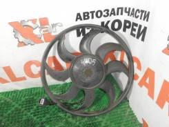Вентилятор охлаждения радиатора Ford Focus [3136613380] BK