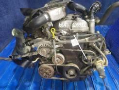Двигатель Suzuki Jimny 1999 [1120078G50] JB23W K6A-T [203982]