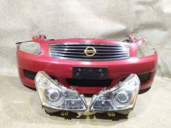 Nose cut Nissan Skyline 2007 V36 VQ25HR, передний [209466]