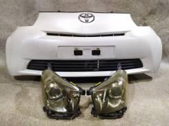 Nose cut Toyota Iq 2009 KGJ10 1KR-FE, передний [209474]