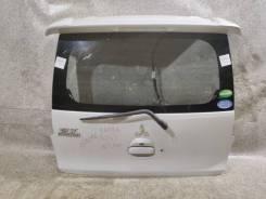 Дверь задняя Mitsubishi Ek Custom 2013 [5801B470] B11W, задняя [213674]