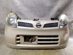 Nose cut Nissan Moco 2006 MG22S K6A, передний [214488]