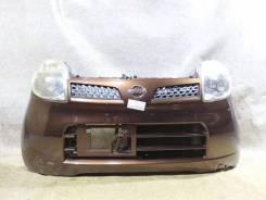 Nose cut Nissan Moco MG22S K6A, передний [221432]
