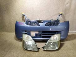 Nose cut Nissan Moco 2003 MG21S K6A, передний [232803]