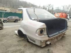 Rear cut Toyota Corolla 1997 AE110 5A-FE [242634], задний