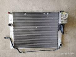Радиатор охлаждения ДВС Bmw 5 Series 2003-2010 [17117519209] E60 M54